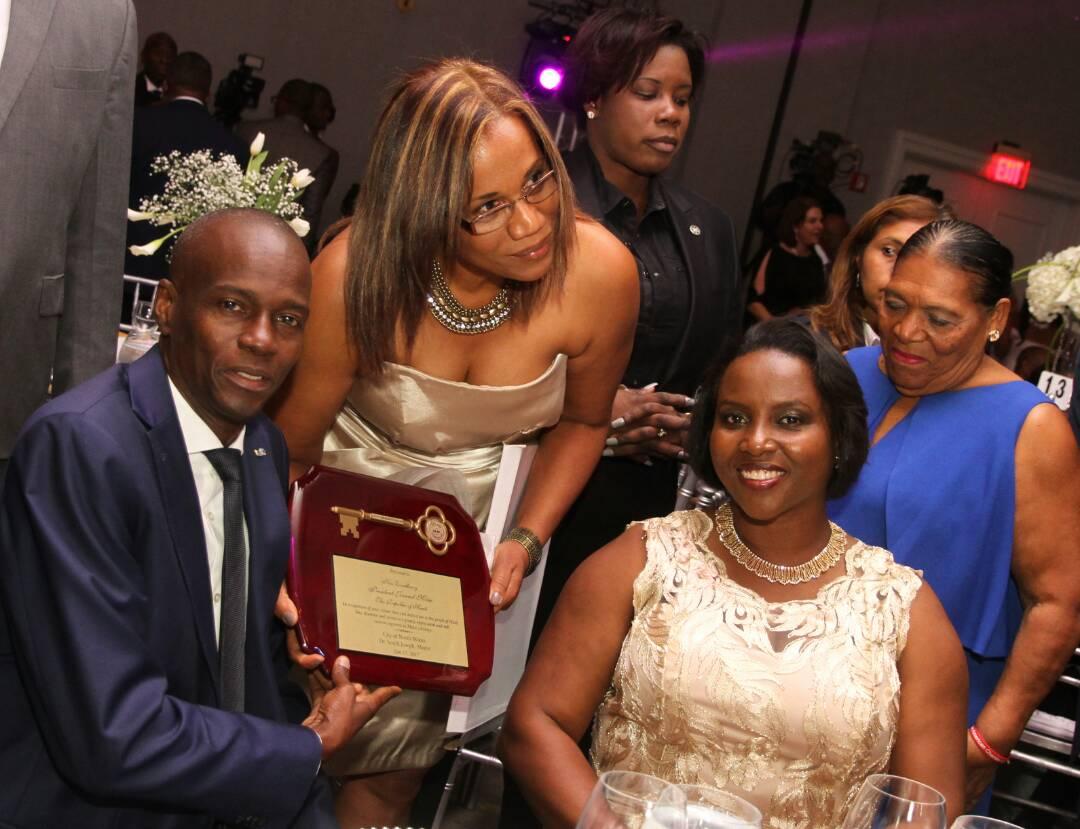 Chambre Américaine Du Commerce : Gala de la chambre haïtienne américaine commerce